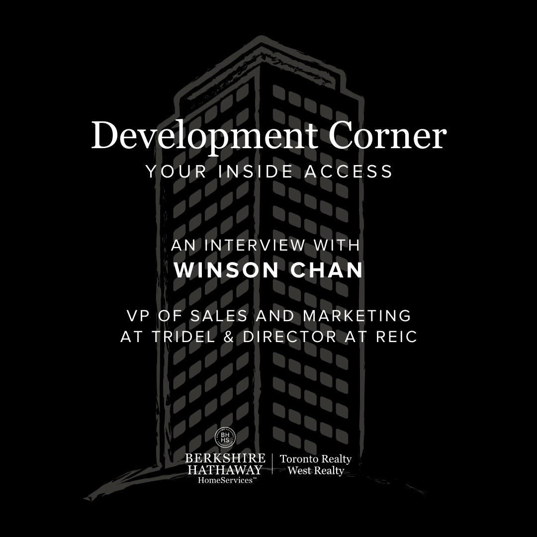 Development Corner Podcast – Tridel